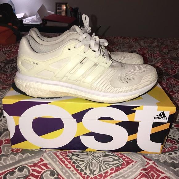 adidas Shoes | Allwhite Adidas Energy